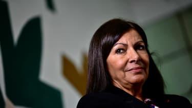 Anne Hidalgo le 6 février 2020 à Paris.
