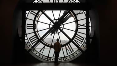 Une vue classique du musée d'Orsay.