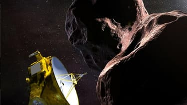 Ultima Thule est l'objet céleste le plus éloigné jamais étudié.