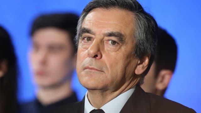 François Fillon, en février 2017.