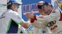 Henri Pescarolo lors des 24 heures du Mans 2005