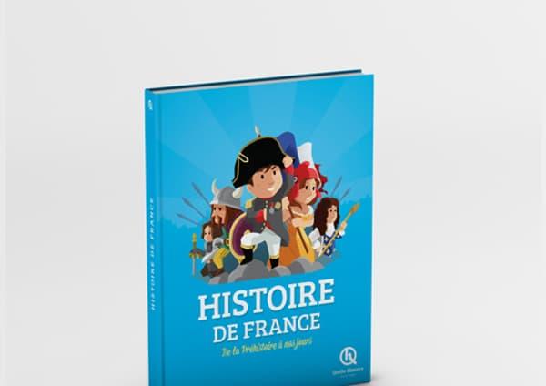 Histoire de France de Vincent Mottez