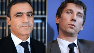 Stéphane Courbit et Pascal Wilhelm ont été placés en garde à vue le 11 juin dans le cadre de l'affaire Bettencourt (Photo : AFP)