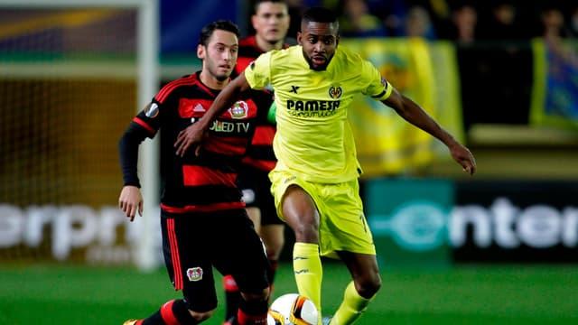 Cédric Bakambu, attaquant de Villarreal