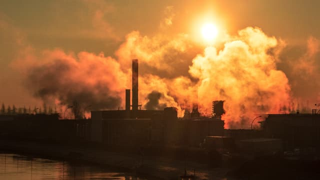 Selon un rapport présenté lors de la COP23, l'Union européenne a réduit de 23% ses émissions de CO2 sur la période 1990-2016. (image d'illustration)