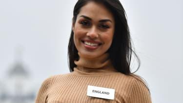 Miss Angleterre, Bhasha Mukherjee