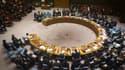 Le secrétaire d'Etat américain Rex Tillerson s'exprime lors d'une session du Conseil de sécurité de l'ONU, le 21 septembre 2017 à New York.