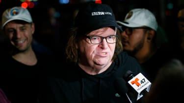 Michael Moore, en octobre 2016.
