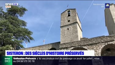 Sisteron : des siècles d'histoire préservés