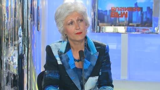 Marie-Claire Capobianco était l'invité de BFM Business, ce lundi 17 juin.