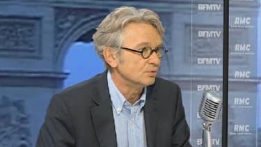Jean-Claude Mailly,  secrétaire général de Force ouvrière, était l'invité de BFMTV ce 27 décembre.