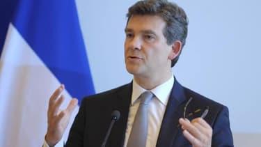 Arnaud Montebourg reprend la mains sur l'Economie, avec sa loi sur la croissance, ce jeudi 10 juillet.