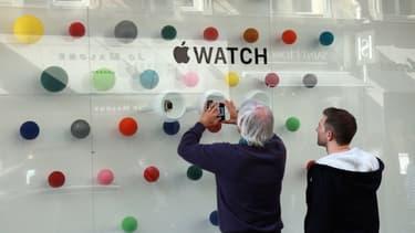 Pour l'instant, il n'y a pas de vrai leader dans les montres connectées. Ce secteur est occupé par les Samsung, LG, Sony, Lenovo et Huawei, sans oublier la startup Pebble déjà perçue comme un redoutable concurrent de l'Apple Watch.
