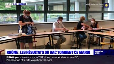 Rhône : les résultats du bac tombent ce mardi
