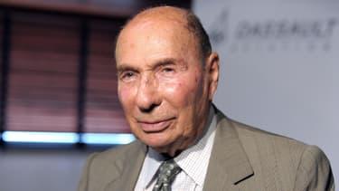 Serge Dassault, le 14 juin dernier.