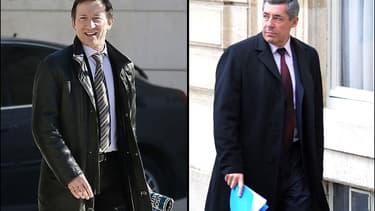 Le député Les Républicains Henri Guaino est jugé jeudi en appel à Paris pour ses attaques en 2013 contre le juge d'instruction Jean-Michel Gentil.