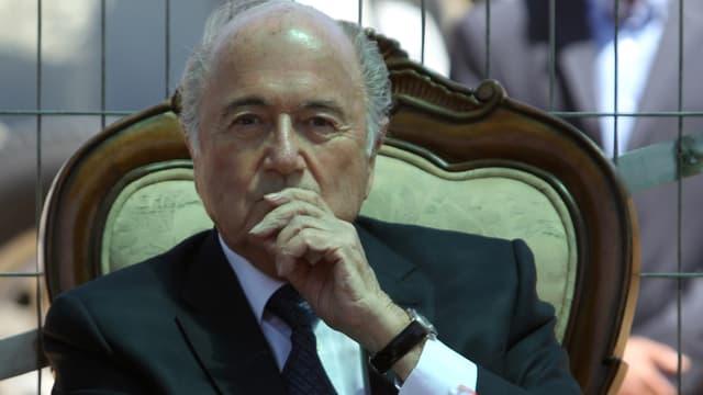 Sepp Blatter