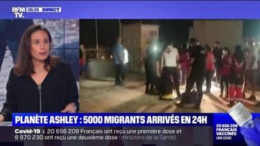 Espagne : 5 000 migrants arrivés en 24h - 18/05