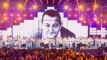 L'édition 2019 du spectacle des Enfoirés a été diffusé vendredi 8 mars sur TF1.