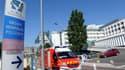 Sa compagne a dû être transférée au service des grands brûlés du CHU de Pellegrin de Bordeaux. (Photo d'illustration)