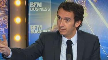 Alexandre Bompard, le PDG de la Fnac