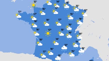 La météo du mercredi 21 avril 2021