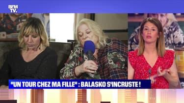"""""""Un tour chez ma fille"""" : Balasko s'incruste - 15/06"""
