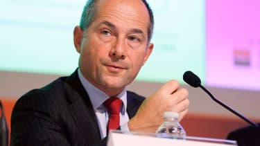 Frédéric Oudéa, le DG de Société Générale