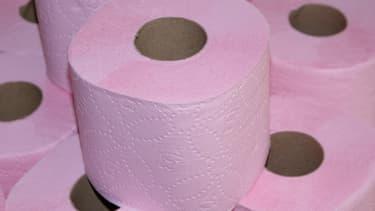 Papier toilette (photo d'illustration).