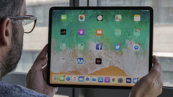 L'iPad Pro 2018 d'Apple
