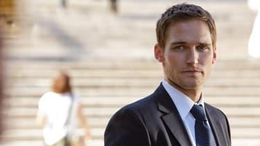 François-David Cardonnel a déjà plusieurs séries télévisées à son actif.