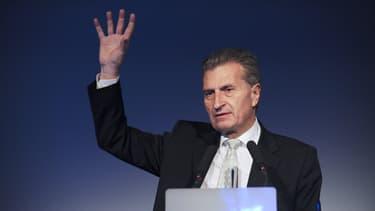 Günther Oettinger estime que des choix clairs vont devoir être effectués