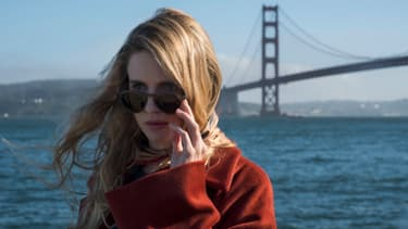 "Brit Marling dans ""The OA"""