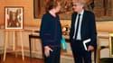 """Pour Jean-Claude Mailly, Muriel Pénicaud est une """"bonne ministre""""."""
