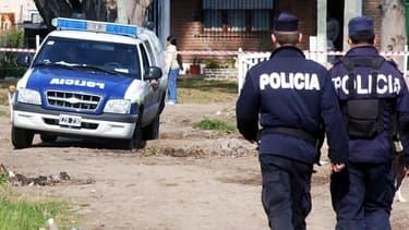 Des policiers argentins - Image d'illustration