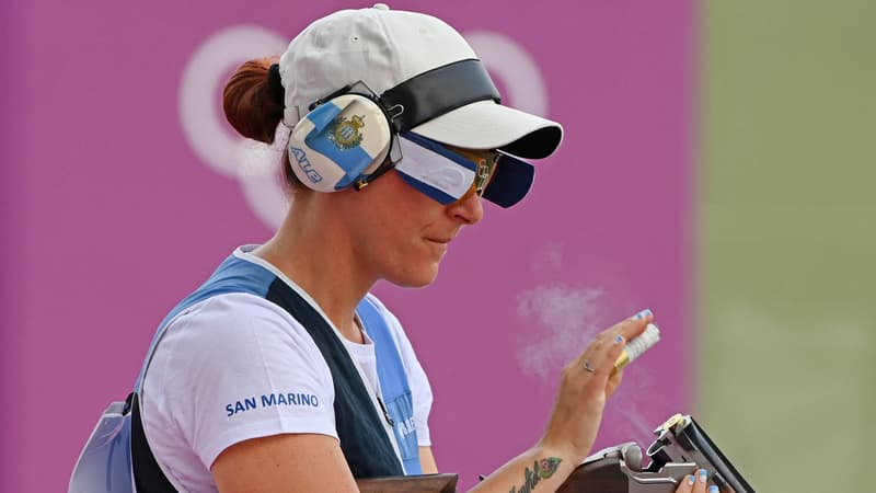 JO 2021: Saint-Marin obtient la première médaille de son Histoire