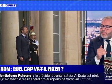Macron: quel cap va-t-il fixer ? - 13/07