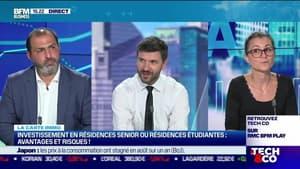 Investissement en résidences senior ou résidences étudiantes : Avantages et risques !- 24/09