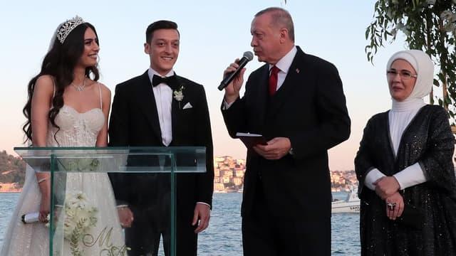 Le mariage de Mesut Özil
