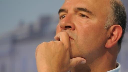 Pierre Mosocvici a indiqué vouloir rééqulibrer les relations commerciales entre Pékin et Paris.