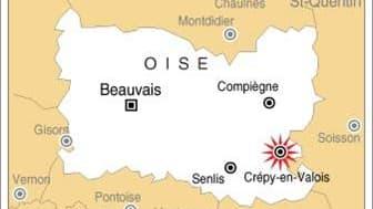 L'USINE SODIMATEX DE CRÉPY-EN-VALOIS OCCUPÉE PAR LES SALARIÉS