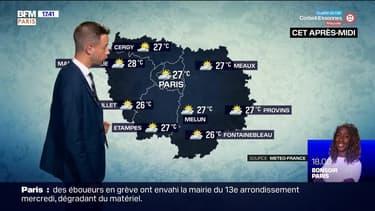 Météo Paris-Ile de France du 10 juin: Un temps clair avec quelques nuages