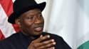 Goodluck Jonathan, le président du Nigeria.