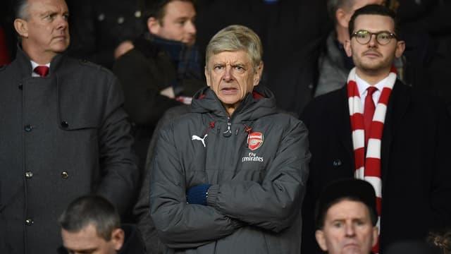 Arsène Wenger - AFP