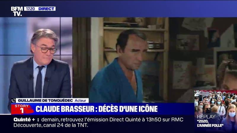 Guillaume de Tonquédec: Claude Brasseur