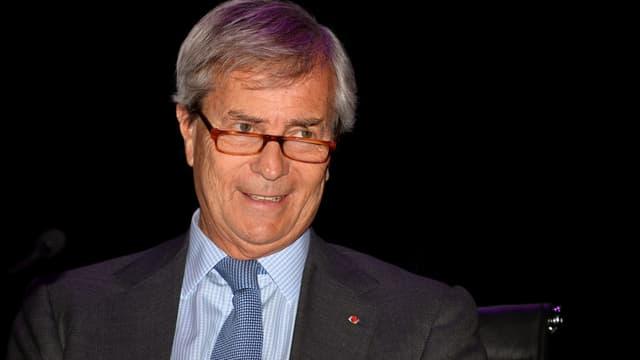 """Vincent Bolloré est visé par une enquête en Italie pour """"manipulation de marché""""."""