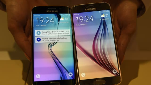 Plusieurs services Microsoft seront intégrés dans le Samsung Galaxy S6.