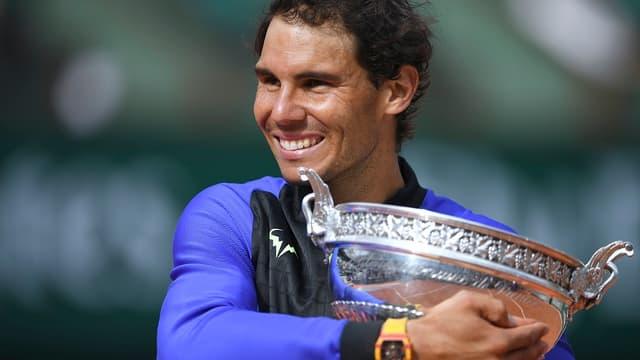 "La ""decima"" pour Rafael Nadal"