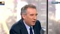 Le président du Modem François Bayrou