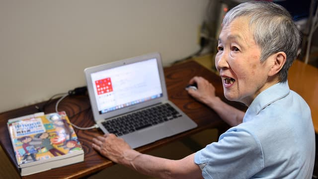 Masako Wakamiya est la développeuse la plus âgée du monde